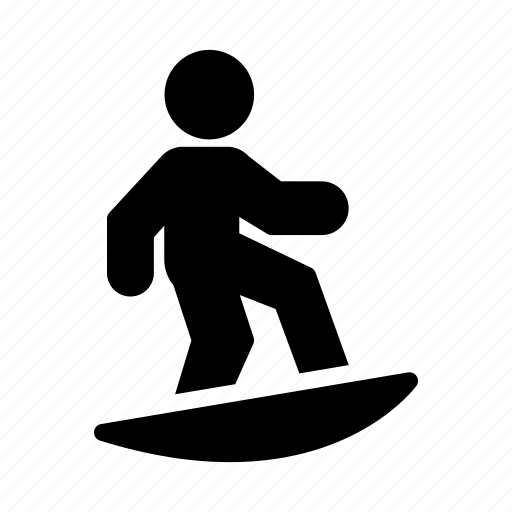board, game, player, skating, user icon