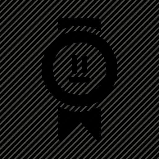 Achievement, badge, goal, reward, success icon - Download on Iconfinder