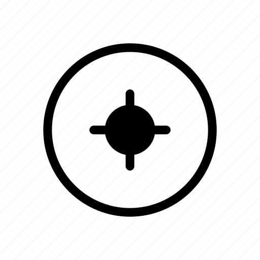 Dartboard, focus, game, play, target icon - Download on Iconfinder