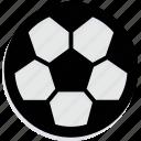 ball, goal, soccer, sports icon