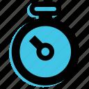 clock, run, time, timer icon