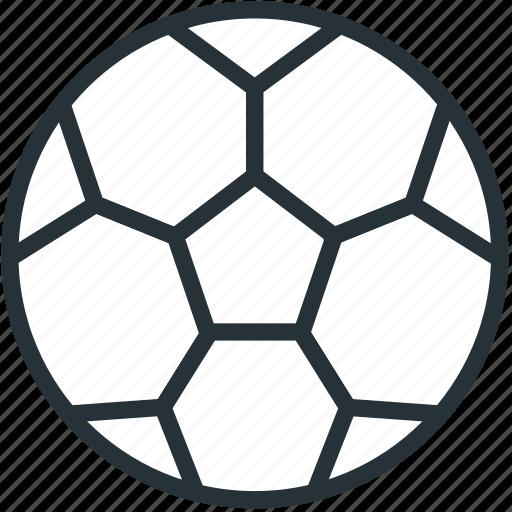 equipment, football, soccer, sports icon
