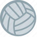 ball, competition, design, hit, play, sport, volleyball icon