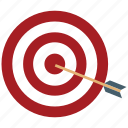 arrow, arrow and dartboard, arrow board, dart, dartboard, sports icon