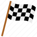 flag, race flag, racing, racing flag, sports, sports flag icon
