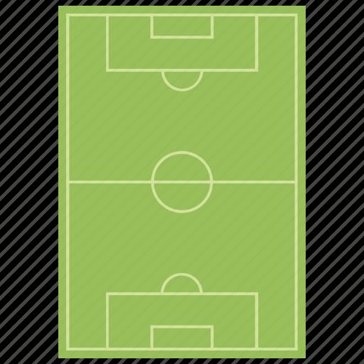 course, football, football course, football ground, ground, sports icon