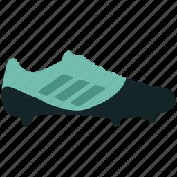 football, football shoes, shoes, sports, sports shoes icon