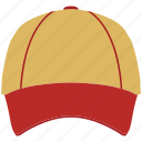baseball cap, cap, sports, sports cap icon
