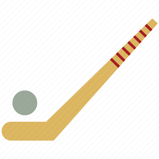 hockey, hockey ball, hockey stick, hockey stick and ball, sports icon