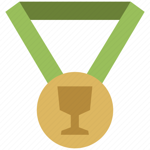 champion, medal, pride, sports medal, trophy, winner icon