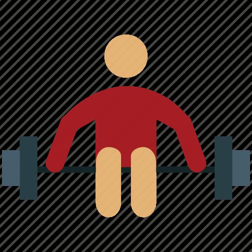bodybuilder, bodybuilding, gym, sports, weightlifter, weightlifting icon