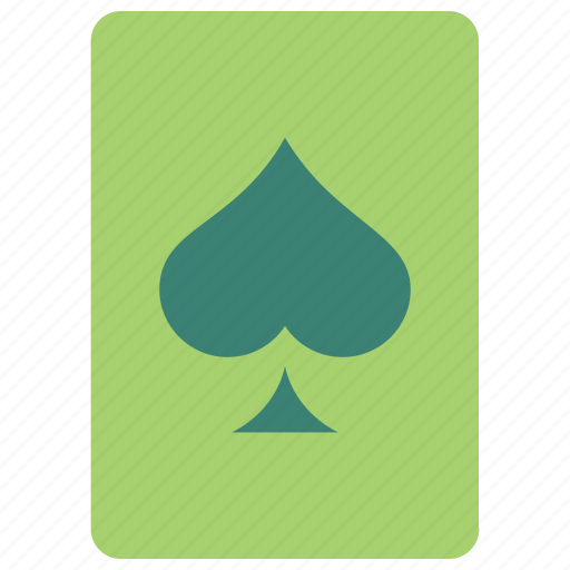card, casino, game, playing card, poker, spades, spades card icon