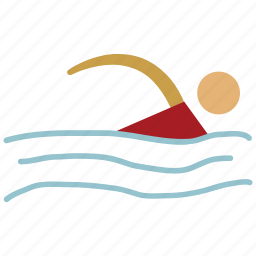 pool, sports, swimmer, swimming, swimming pool icon
