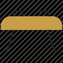gymnastic, sports icon