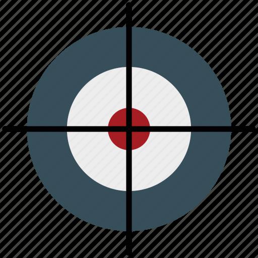 shooting, sports, sports shooting, target icon
