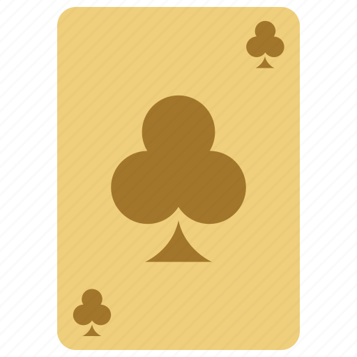 card, casino, clubs, clubs card, game, playing card, poker icon