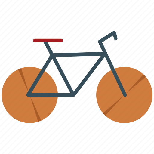 bicycle, bicycling, bike, biking, cycle, cycling, sports icon