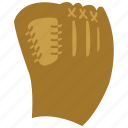 baseball, baseball mitt, mitt, sports icon