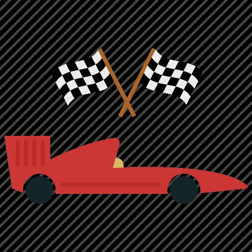 car racing, formula one car, formula one racing, racing, racing car, sports car icon