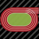track, sports, race track, race, racing, racing track icon