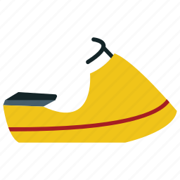 boat, personal watercraft, pwc, sports, water scooter, watercraft icon