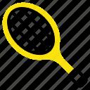 badminton, ball, court, racket, sports, tennis