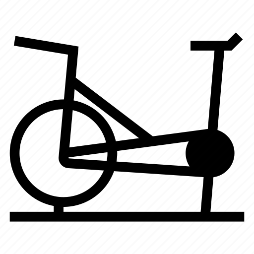 bicycle, bike, cycle, cycling, exercise, sports, transport icon