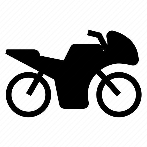 bicycle, bike, cycling, heavybike, motorcycle, transport, travel icon