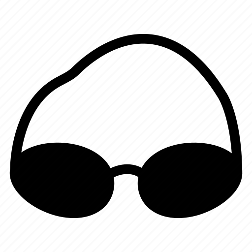glasses, sunglasses, swimming, swimmingglass, swimminggoggles, water icon