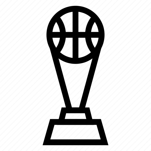 award, basketball, basketballchampion, basketballwin, cup, prize, winner icon