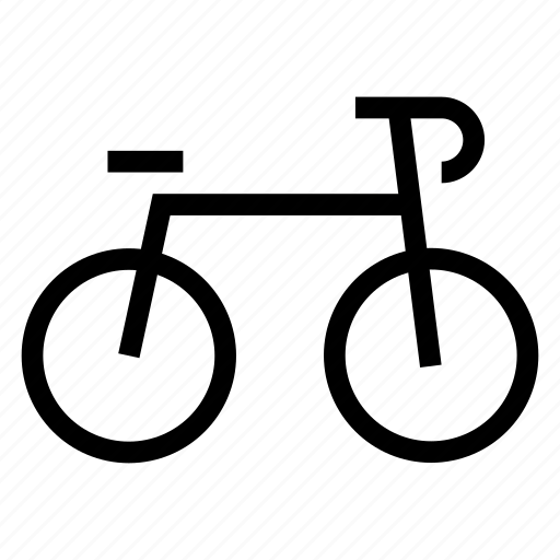 bicycle, cycle, cycling, roadcycling, running, sports, transport icon