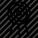 archerybow, archerytarget, arrow, bow, bullseye, olympicarchery, target icon