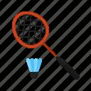 badminton, equipment, game, leisure, racket, shuttlecock, sport