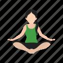 aerobics, exercise, fitness, gym, healthy, sports, yoga