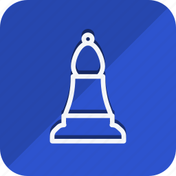 bishop, chess, fitness, games, gym, sport, sports icon