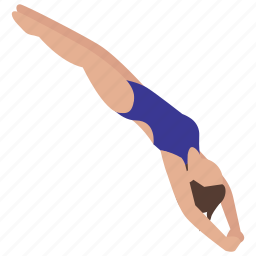 backflip, competition, dive, diver, diving, olympic icon