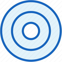 aim, sports, targer icon