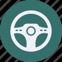 fitness, football, games, olympics, sports, steering, wheel icon