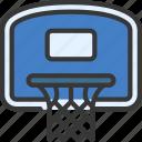 basketball, net, sport, activity, nba