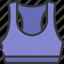 bra, sport, activity, clothing, clothes