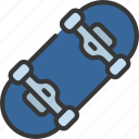 skateboard, sport, activity, skatepark, skating