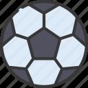 soccer, ball, sport, activity, football