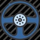 steering, wheel, sport, activity, driving