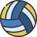 volleyball, sport, activity, sporting