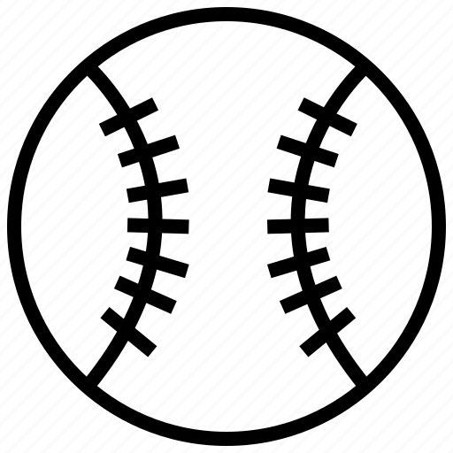 Ball, baseball, baseball ball, game, sport, sports icon - Download on Iconfinder