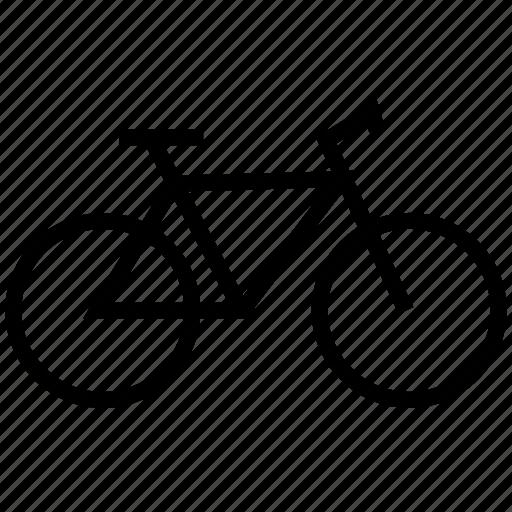 bicycle, bicycling, bike, biking, cycle, cycling, sports icon