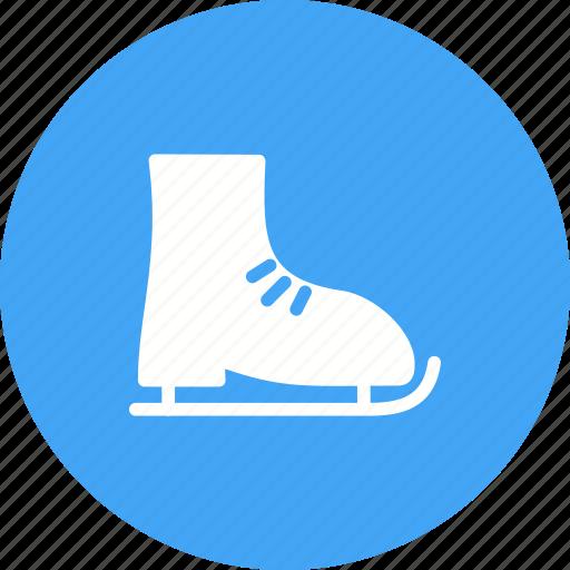 Ice, people, skate, skates, skating, sport, winter icon - Download on Iconfinder