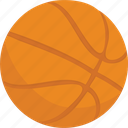 basketball, game, ball, basket, sport, match