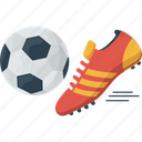 ball, clamp, football, game, match, shoes, soccer, sport, stud icon