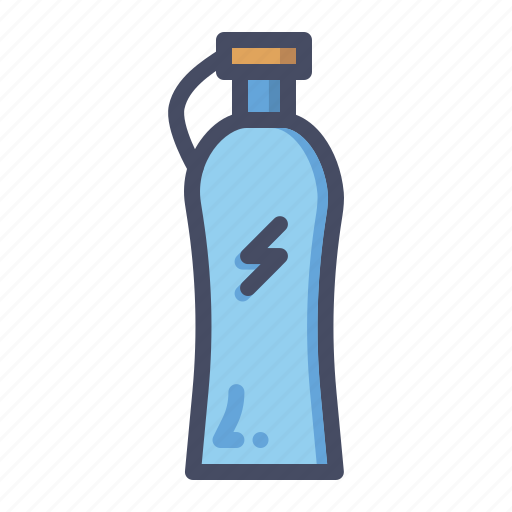 beverage, bottle, drink, fitness, sipper, sports, water icon